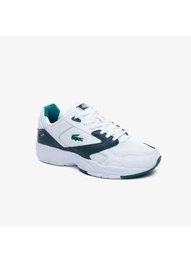 Lacoste Erkek Storm 96 Lo Sneakers 740SMA0103.1R5 Beyaz